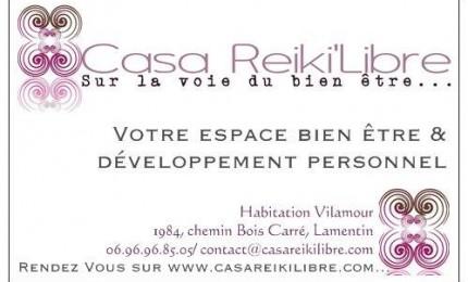 Casa Reiki'Libre