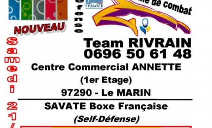 Savate Boxe Française à Soly's Gym Club Marin