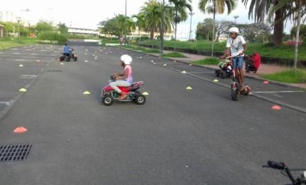 Quads électrique enfants à Fort de France