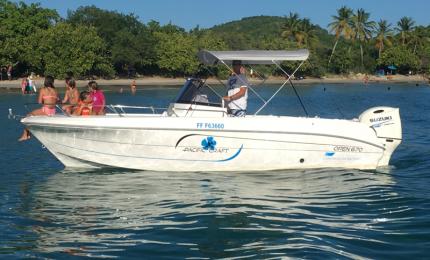 Location bateaux Martinique