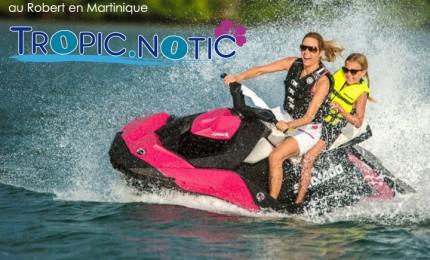 Location de bateaux sans permis, kayaks, paddles et jet-ski au Robert (Martinique)